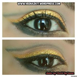 Maybelline Color Tattoo MEtal-Gold Rush