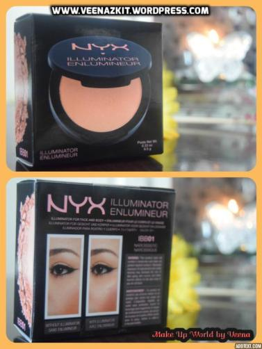 NYC ILLUMINATOR FOR FACE AND BODY