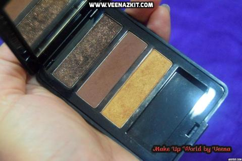 Eleanor Trio Eyeshadow  Make up World by Veena