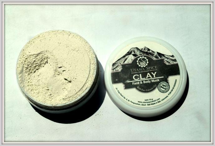 Utama Spice Clay Face Mask