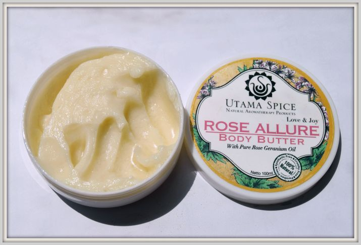 Utama Spice Rose Allure Body Butter