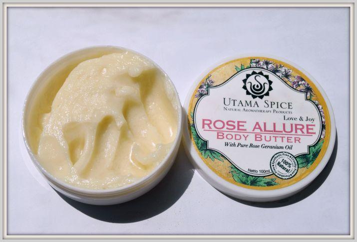Utama Spice Rose Allure Body Butter