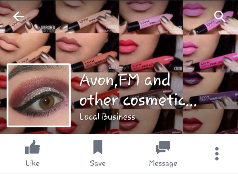 Avon. FM &other cosmetic U.A.E online beauty store on Facebook
