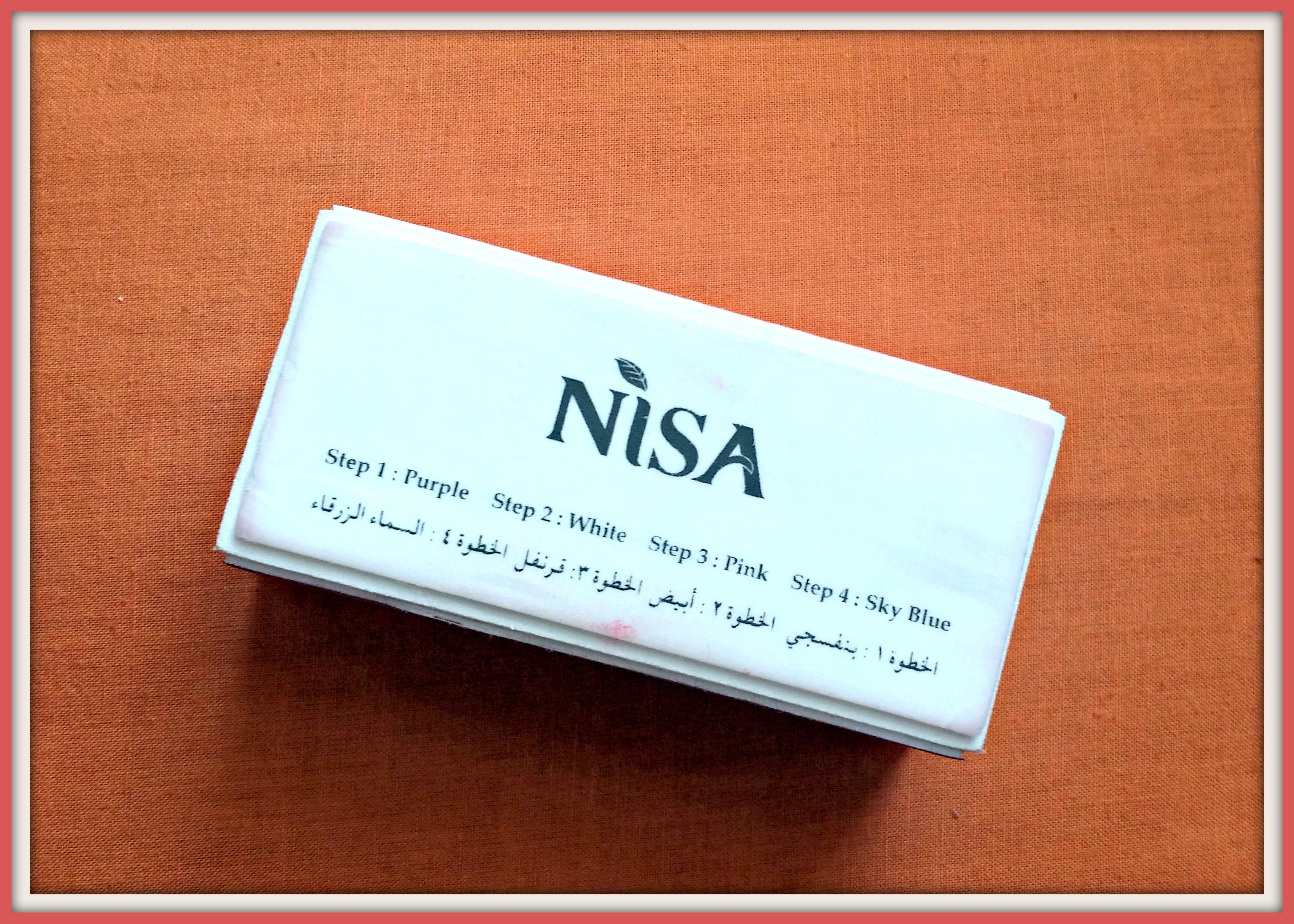 Nisa Cosmetics Buffer Set- Review – Veena\'z Kit