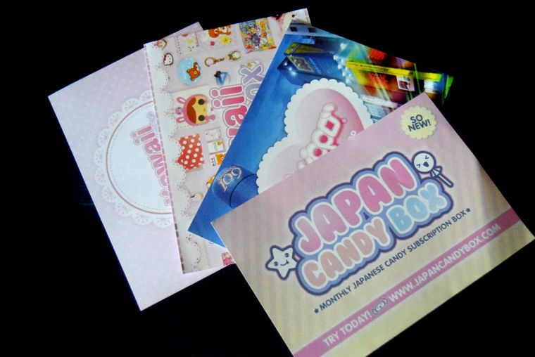 Kuwaii Subscription Box August 2015