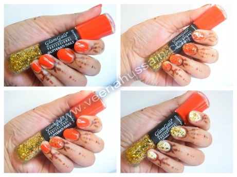 Glamgals Glitterati Nails Review