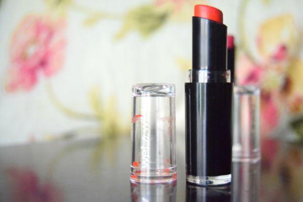 Wet n Wild Matte Lipstick