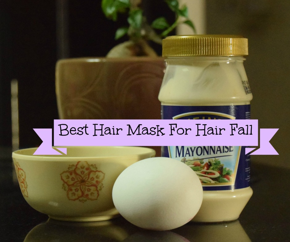 hair mask- prevent hair fall- hair growth